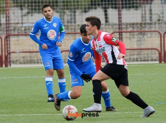 UD Logroñés 5 - 2 San Agustín